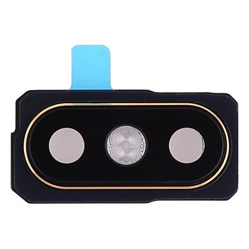 Repuesto Xiaomi Cubierta de Lente de cámara for Xiaomi MI Mix 2S Repuesto Xiaomi (Color : Black)