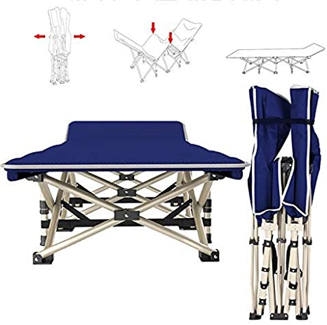 with Carrying Bag Heavy Duty Sleeping Cots for Heavy People ABORON Updated Folding Camping Cots for Adults