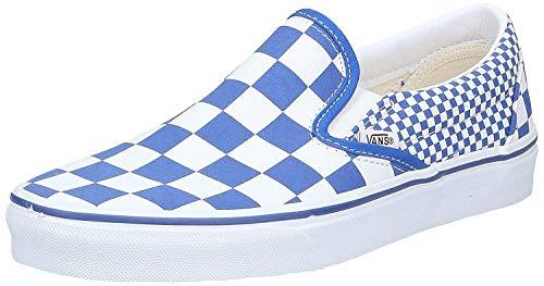 Vans Mens U Clasic Slip ON Ultramarine True White Size 5