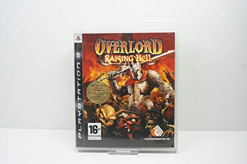 Codemasters Overlord: Raising Hell PS3 - Juego (PlayStation 3, Acción / RPG, Complemento)