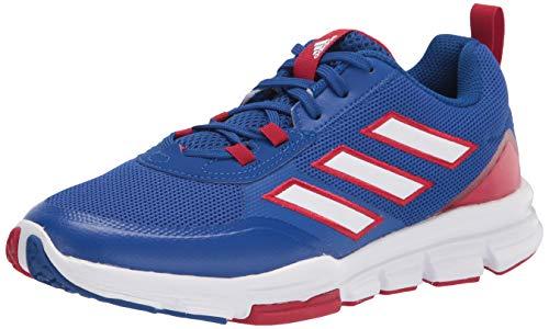 adidas,Mens,Speed Trainer 5,Team Royal Blue/White/Team Power Red,12