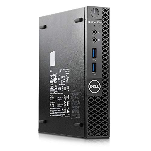 Dell Optiplex 3050 Desktop Mini Core i5-6500T 8GB RAM 256GB SSD Win 10 Pro