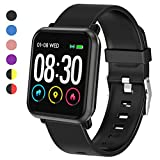 Best Step Counters - LEKOO Fitness Tracker Activity Tracker with Heart Rate Review