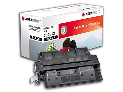 AgfaPhoto APTHP61XE inkt voor HP LJ4100 cartridge, 10000 pagina's, zwart