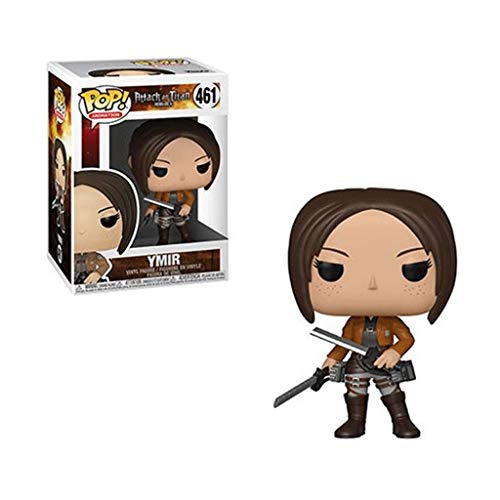 MXXT Funko Pop Animation : Attack on Titan - Ymir Figure Gift Vinyl 3.75inch for Anime Fans Chibi