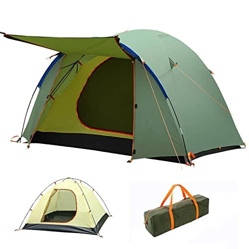 Camping Zelt Kuppelzelt Rucksack 2-3...
