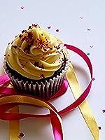 クロスステッチ刺繍キット 図柄印刷 初心者 ホームの装飾 刺繍糸 針 布 11CT Cross Stitch ホームの装飾 デザートケーキ 40X50CM
