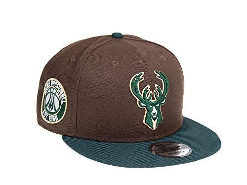 New Era - Berretto Milwaukee Bucks Forrest Edition 9Fifty Snapback NBA