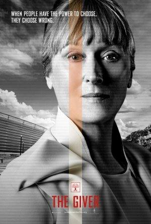 The Giver, poster da parete di Movie importato dagli Stati Uniti, 30 x 43 cm