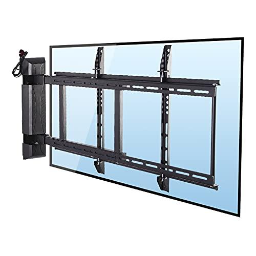 Universal Electric TELEVISOR Montado en la pared de control remoto TELEVISOR Soporte de rotación paredes fijas inteligentes TELEVISOR Soporte para la mayoría de los televisores de pantalla plana de 32