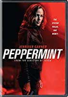 Peppermint by Universal Pictures Home Entertainment