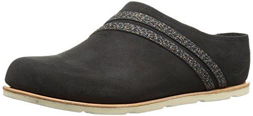 Chaco Women's Harper Slide Shoe, Black, 6.5 M US