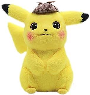 Movie Detective Pokemon Pikachu, Plush Toys, Animal Plush, Stuffed Doll Toys, Action Figure Model, Kids Birthday Gifts got...