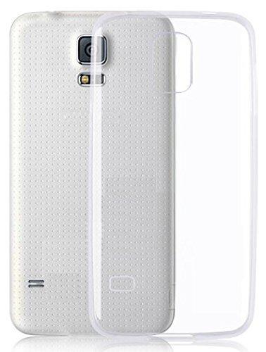 itronik Hülle kompatibel mit Samsung Galaxy S5 Mini TPU Hülle Schutzhülle Crystal Hülle Durchsichtig Klar Silikon transparent