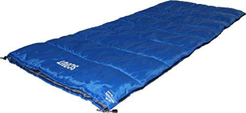 EXPLORER Schlafsack 180x75cm SCOUT Deckenschlafsack Sommerschlafsack -2°C Outdoor Camping