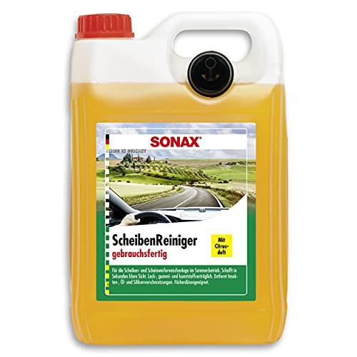 Sonax 02605000 Płyn Czyszczący do Szyb i Reflektorów