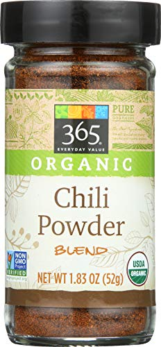 365 Everyday Value, Organic Chili Powder Blend, 1.83 oz