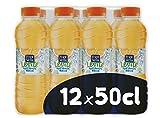 Font Vella Levité Agua Mineral con zumo de naranja - Pack 12 x 50cl