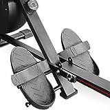Fitfiu Fitness Fitfiu-Remo RA-100 Magnet- und Luftwiderstand, Crosstraining und Cardio, Erwachsene, Unisex, Schwarz, 115 x 25 x 77 - 6