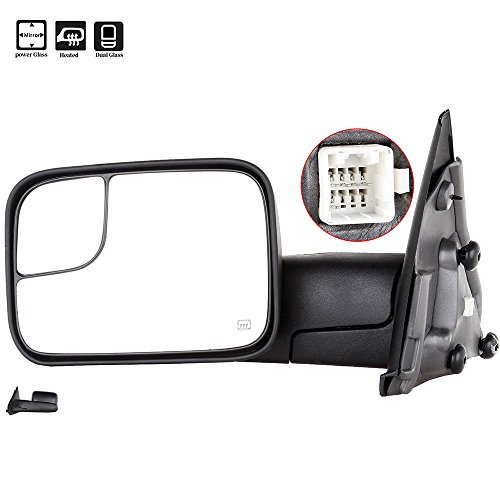 04 dodge ram driver side mirror - 5