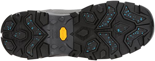 Muck Boot Mens Arctic Ice Extreme Conditions Mid-Height Rubber Winter Boots, Black/Gray, 9 M US