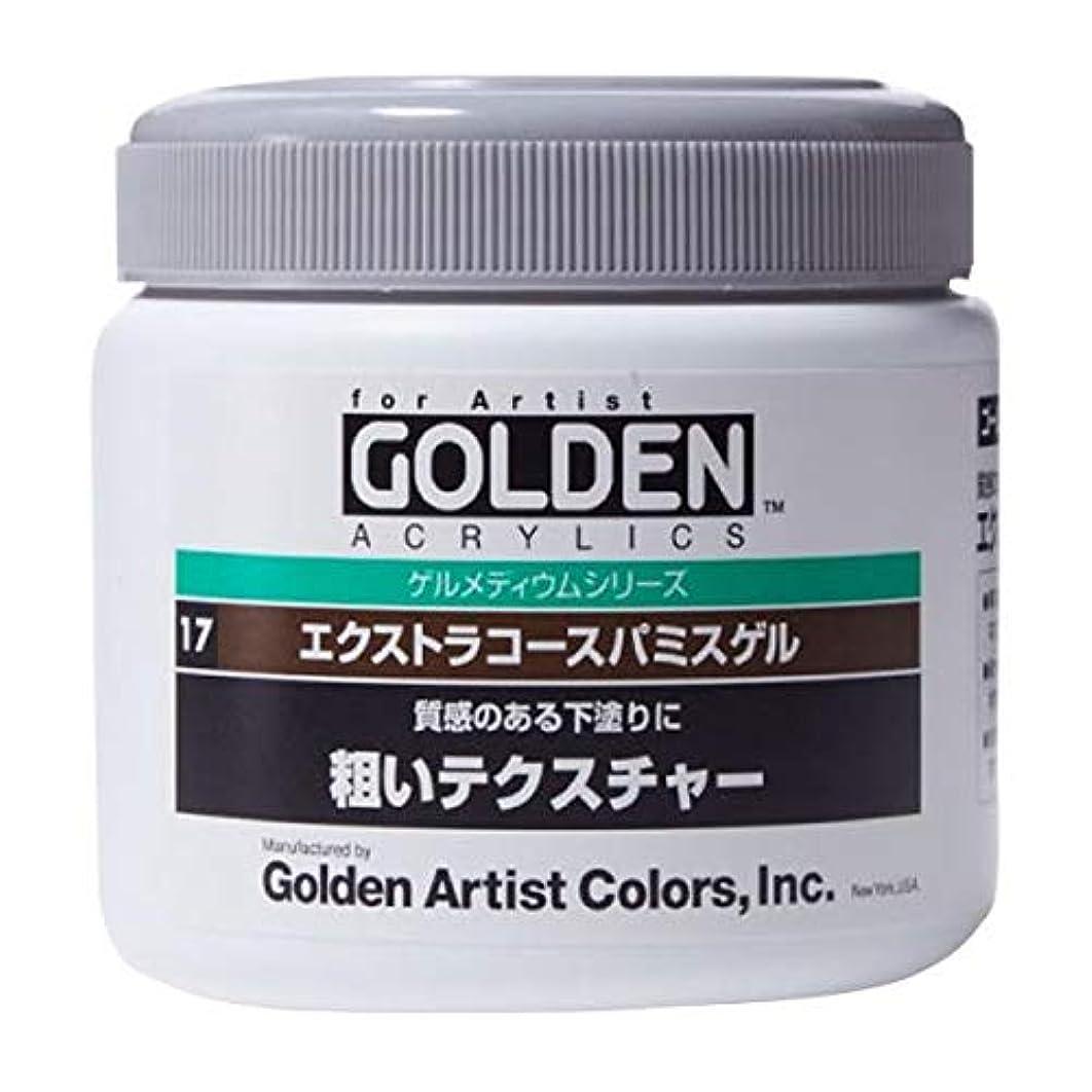 ガラガラ謝罪する魅惑するターナー色彩 ゴールデンアクリリックス メディウム 350ml 17?エクストラコースパミスゲル GL350917