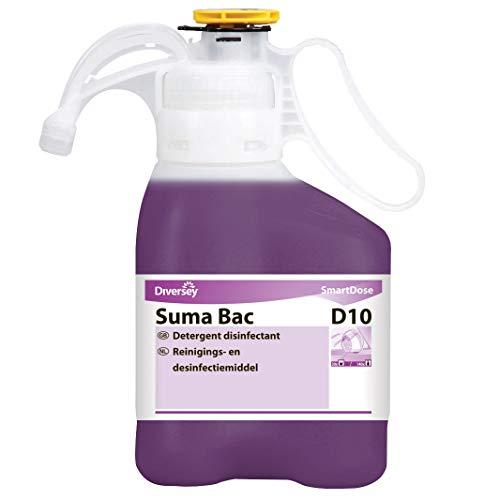 Detergente desinfectante concentrado Suma Bac SD 2x1.4 lts