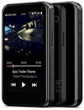 FiiO M6 High Resolution Lossless Music MP3 Player with aptX, aptX HD, LDAC HiFi Bluetooth, USB Audio/DAC,DSD/Tidal/Spotify Support and WiFi/Air Play Full Touch Screen
