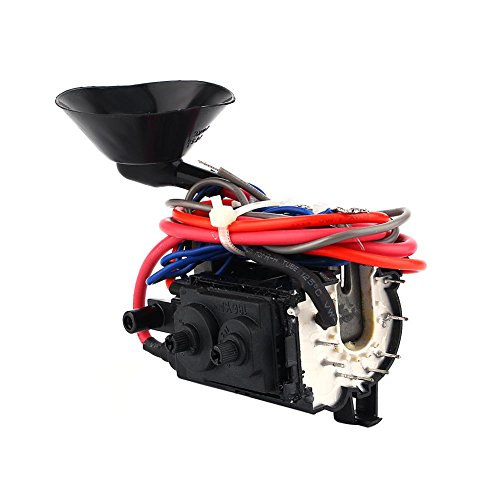 DC 15A-20A ZVS Driver Ignition Tesla Coil Flyback Drive Power Supply Driver Board Induction Heating Power Supply Module Ignition Coil Newest