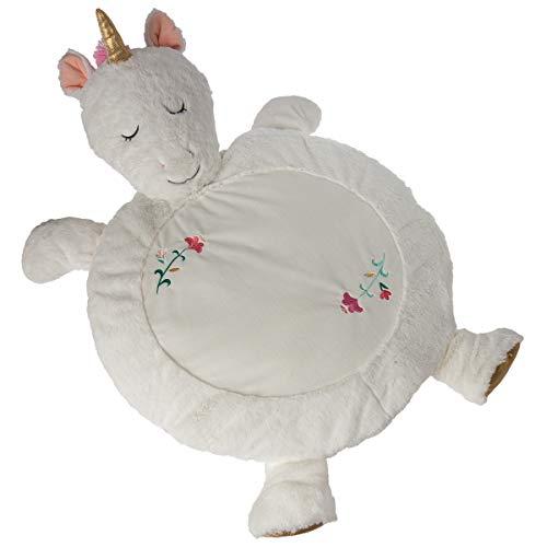 Mary Meyer Bestever - Alfombrilla para bebé, diseño de unicornio crepús