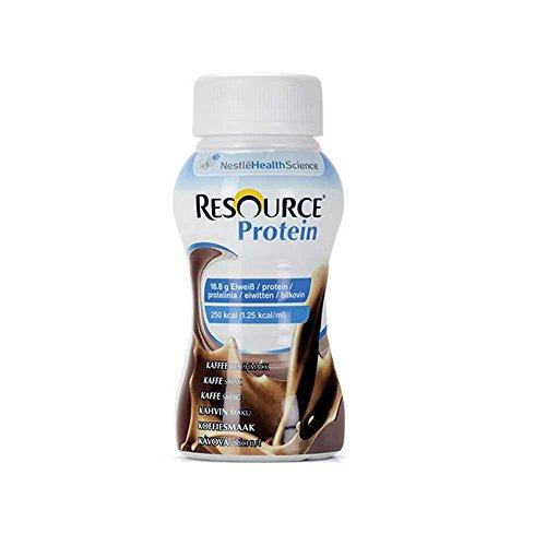 Nestle Trinknahrung Resource®Protein Drink Kaffee, 200ml, 24 Stück