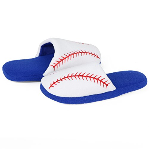 Image of Boys Baseball Slippers