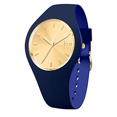 Ice-Watch – ICE duo chic Navy – Women's wristwatch with silicon strap – 016986 (Medium)