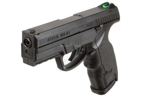 Asg Pistola semiautomatica Airsoft Steyr M9-A1 6mm Co2. 2