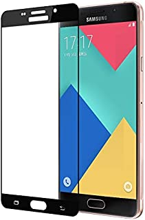 SIZOO - Phone Bumpers - 9H 2.5D full Cover Tempered Glass Screen Protector For for Samsung Galaxy A3 2016 Duos A3+ A310 A3...