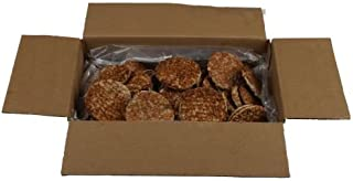 Farmland Silver Medal Fully Cooked Smoked Pork Sausage Patty, 2 Ounce -- 1 each.