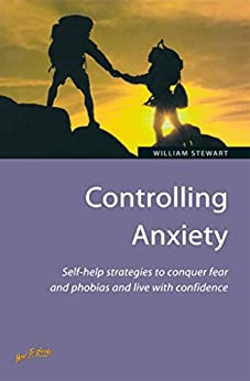 Book cover - purple background with white title, image of two silhouetted hikers helping each other