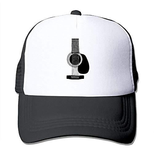 FunnyStar Trucker Hoed met twee tonen - Akoestische gitaren - Verstelbare Mesh Cap