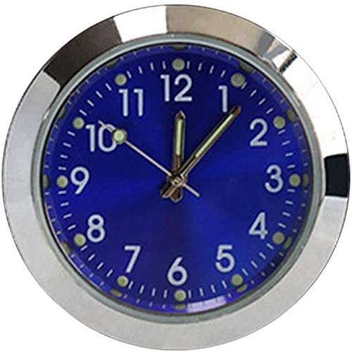 HFJKD Auto-thermometer Lichtgevend materiaal Autoklok Elektronisch horloge Auto Airconditioning Outlet Parfum Ornamenten Auto-accessoires