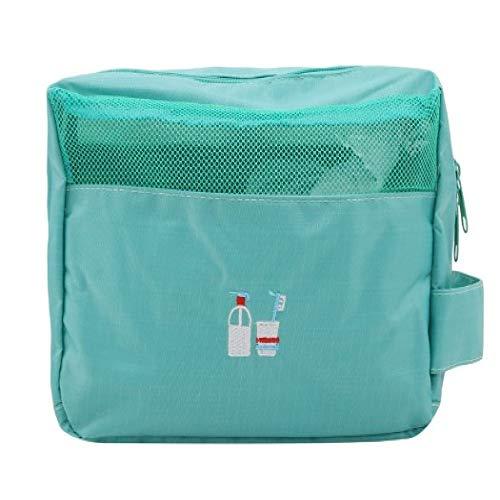 YGPLMHQ Sacs à cosmétiques Simples Sacs de Toilette Oxford Organisateur de Voyage Nécessaire Nécessaire de beauté Portable