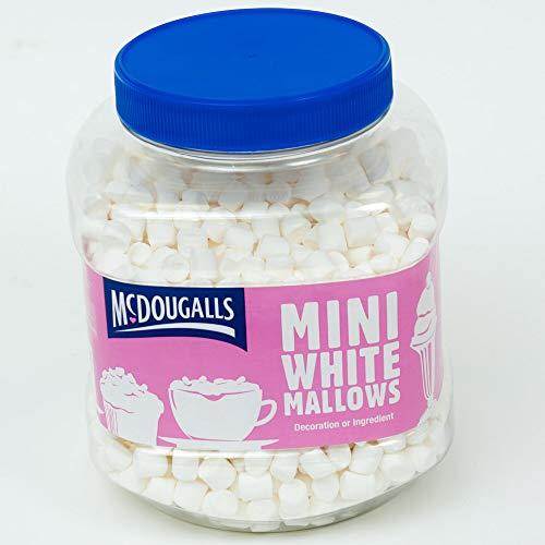 McDougalls Mini weiße Marshmallows 450g