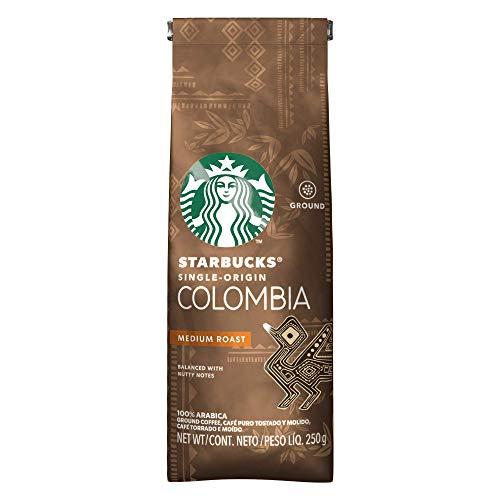 Starbucks Coffee at Home, Single Origin Colombia, 250 gramos