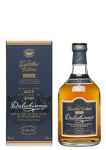 Dalwhinnie Distillers Edition 2020 Single Malt Whisky (1 x 0.7 l)