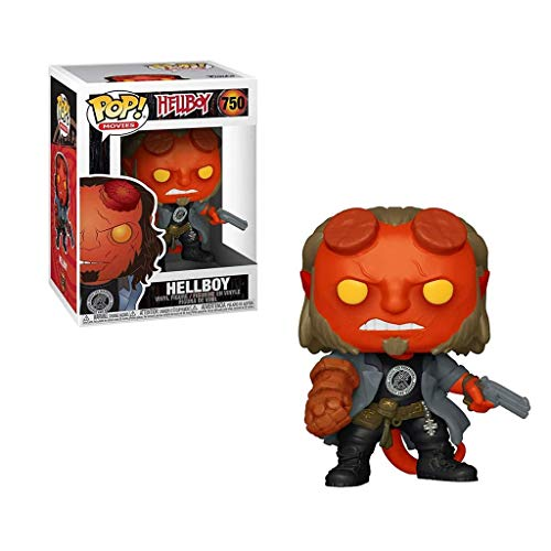 LRWTY ¡Popular!Hellboy de colección de Vinilo Figurita de la Serie Classic Movie Gifts