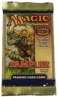Magic the Gathering TCG: Starter Game 2000 Sampler Pack