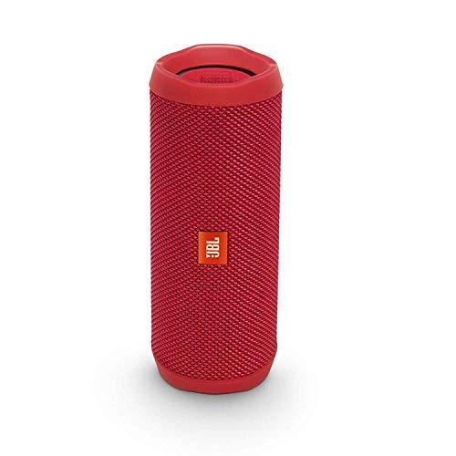 JBL Flip 4 Waterproof Portable Bluetooth Speaker -...