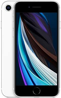 New Simple Mobile Prepaid – Apple iPhone SE (128GB) – White [Locked to Carrier – Simple Mobile]