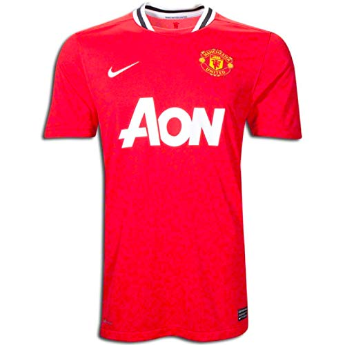 Nike Manchester United Home Jersey Jr