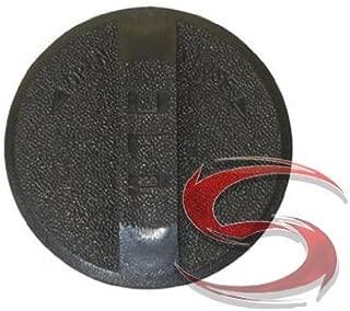 UFP by Dexter Plastic Outer Member Cap 2 1/2 inch Diameter 32547