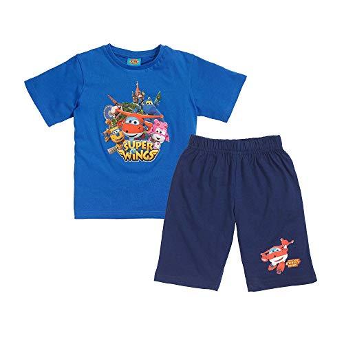 Tex-Ass Textilvertriebs GmbH Super Wings Shorty Pyjama (110/116)